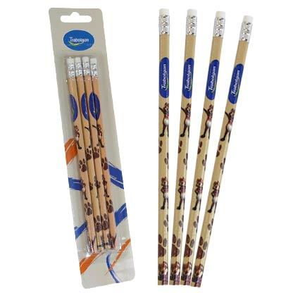 Pencil - Florrie 4pk